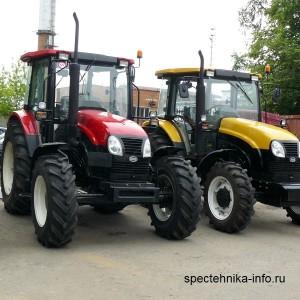 Трактор ЛМЗ