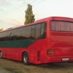 Заказ автобуса в Ростове-на-Дону