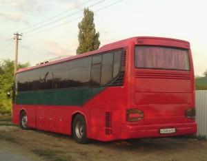 Автобус в Ростове-на-Дону