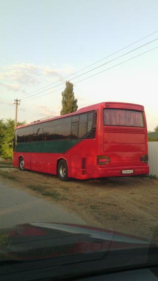 Заказ аренда автобуса в Ростове-на-Дону