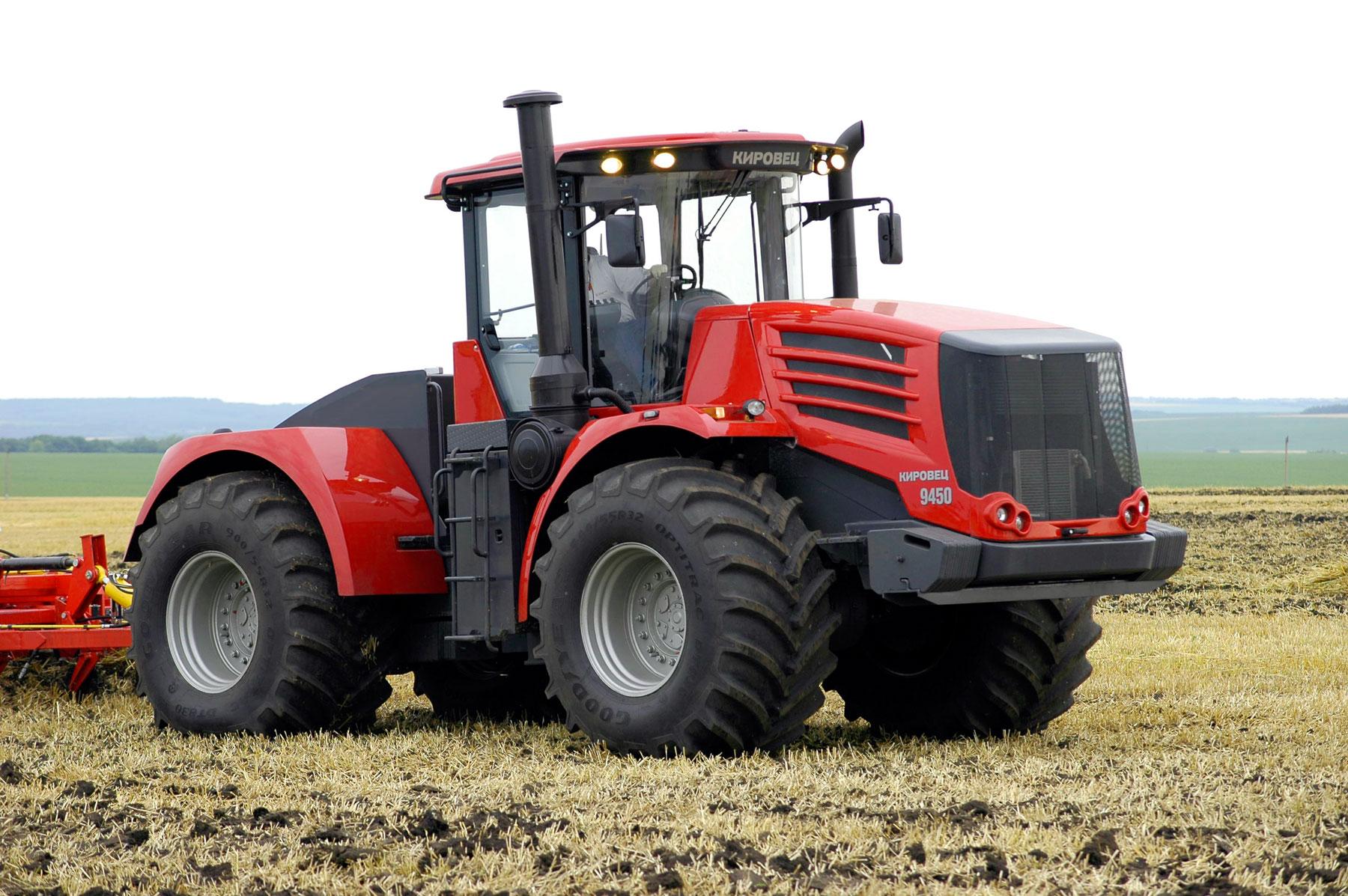 Трактор Кировец к-744 Р2 - kirovets.ru