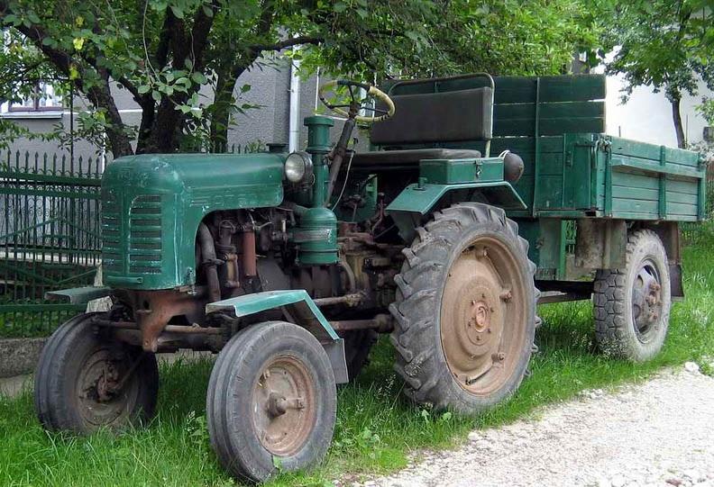 Трактор ДТ-20 технические характеристики