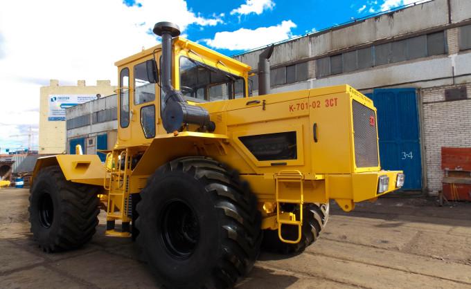 Трактор Кировец К-701 технические характеристики