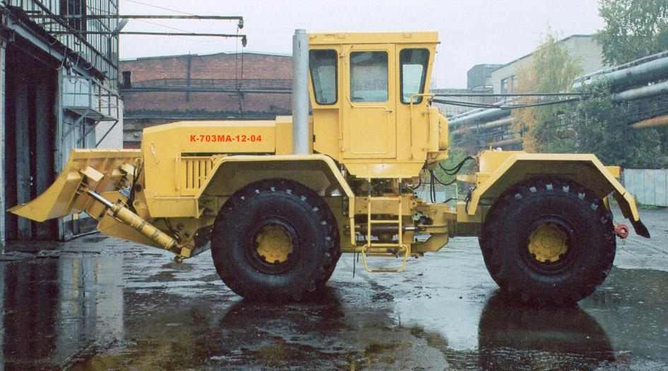 Трактор Кировец К-703