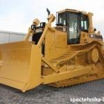 Бульдозер Caterpillar D6