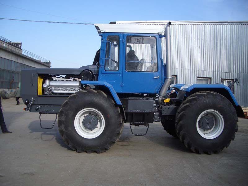 Трактор Т-150/150к | Технические характеристики, кпп, цена ...