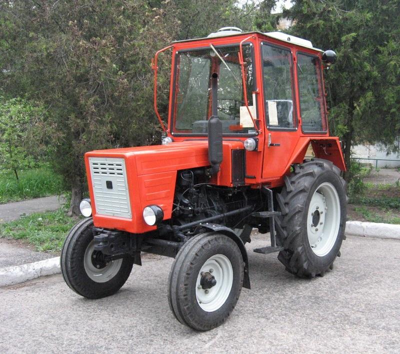 Трактор Т-30 технические характеристики