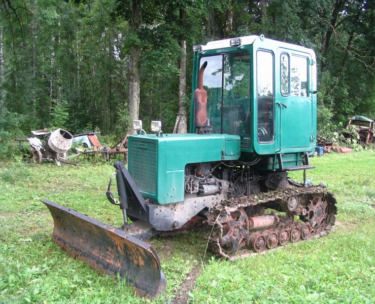 Трактор Т-70 Технические характеристики