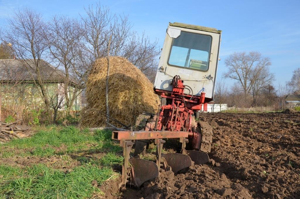Трактор Т-70. Применение