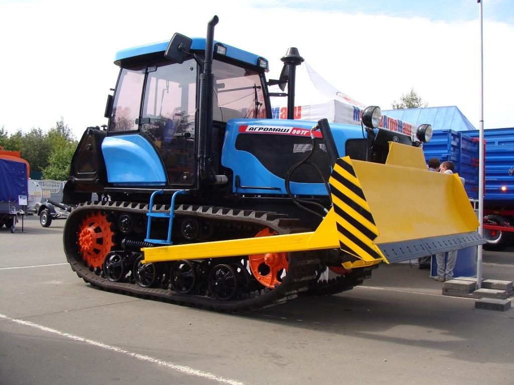 Трактор Агромаш-90ТГ технические характеристики