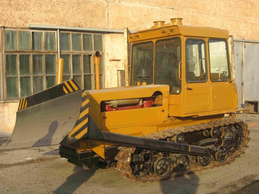 Трактор ДТ-75М технические характеристики