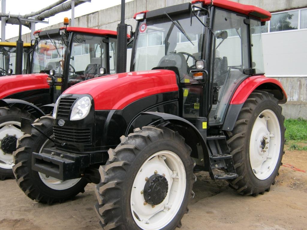 Трактор ЛМЗ-704 технические характеристики