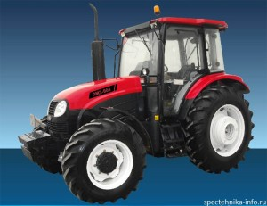 Трактор ЛМЗ-904