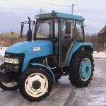 Трактор AEC 804
