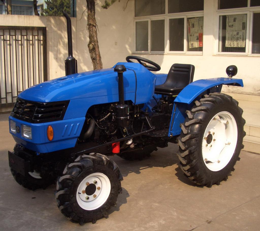Трактор Dongfeng DF 244 технические характеристики