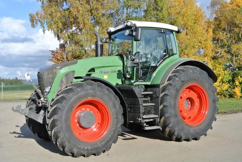 Трактор Fendt 936 технические характеристики