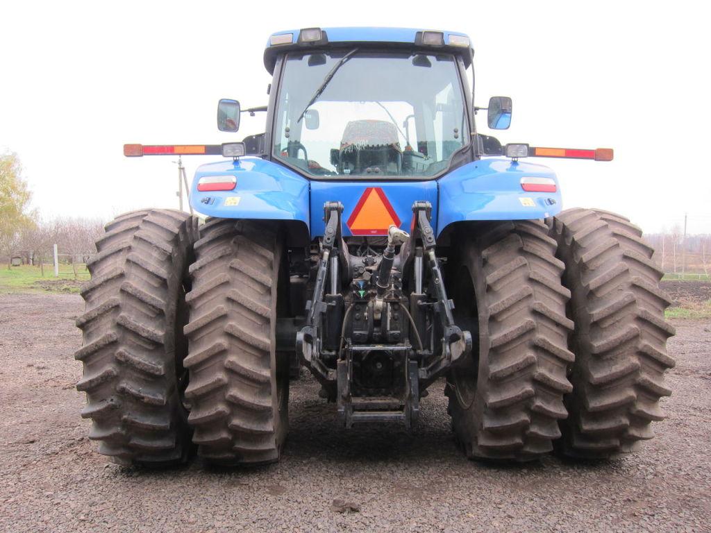Трактор New Holland T8040 технические характеристики