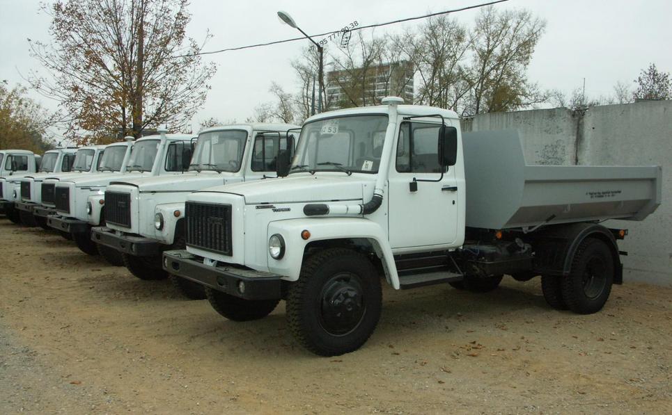 Купить Гидроцилиндр подъема прицепа КАМАЗ (8560-8603010) 3.