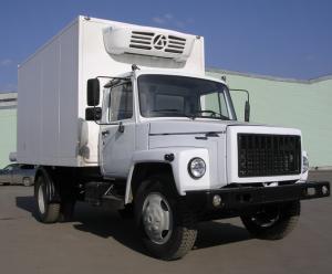 Самосвал ГАЗ-3309
