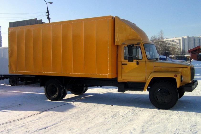 Самосвал газ 3308 дизель