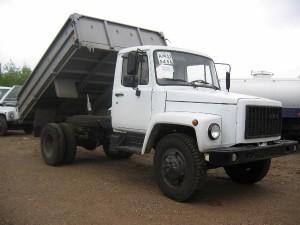 Самосвал ГАЗ-САЗ-35071