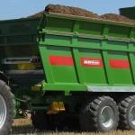 Сельхозтехника Bergmann: разбрасыватели удобрений, силосовозы
