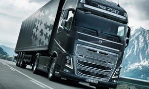 Модели грузовиков Volvo