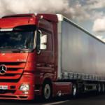 Модельный ряд тягачей Mercedes-Benz Actros – надежность высокого уровня