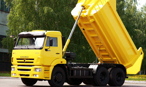 КамАЗ 65115 рестайлинг