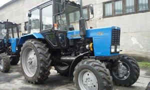 Модификации тракторов
